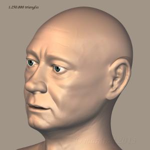 Model hp mojej głowy