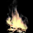 Animacja ognia