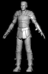 Model HP postaci