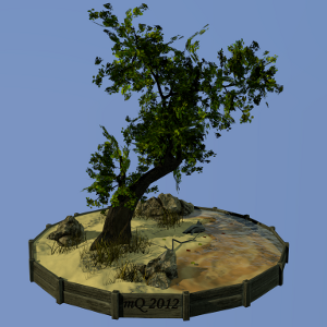 Model drzewka LP